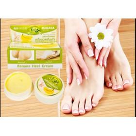 Kem trị nứt gót chân The banana Cream heels - Kem trị nứt gót chân The banana