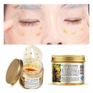 Miếng đắp mí mắt chống bọng ngừa thâm tinh chất Hoa Hồi - Anna0093 thumbnail