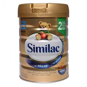 Sữa Similac HMO 2 900g - M000341