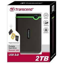 Box Hdd ổ cứng di động 1TB  2TB Trans cend USB 3.0. Vi Tính Quốc Duy
