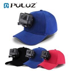 Mũ gắn Gopro hàng chính hãng PuLuz