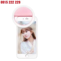 Đèn LED trợ sáng cho điện thoại chụp hình selfie tự sướng