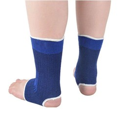 Băng Cổ Chân bảo vệ khi chơi thể thao màu xanh dương