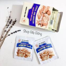 Men khô Tuấn Phương - Men nở làm bánh - Men bánh mì -hộp 5 gói