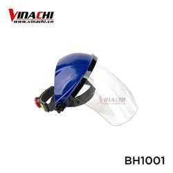 Mũ bảo hộ có kính che mặt - BH1001