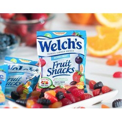 Combo 10 gói Kẹo Dẻo Trái Cây Welch'S Welch's Mixed Fruit Fruit Snack - Nhập khẩu Mỹ - DATE 11/2021