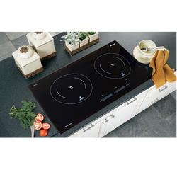 (Hàng EU) Bếp điện từ Steba IK500, 3700W, hẹn giờ,có khóa trẻ em, điều khiển cảm ứng