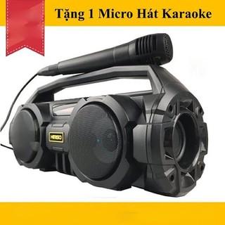 Loa Sách Tay KiMiSo KM-S1 Kết Nối Bluetooth Có Đèn Led Kèm Micro Hát Karaoke - KiMiSo KM-S1 - LOA S1-002 - Loa Sách Tay KiMiSo thumbnail