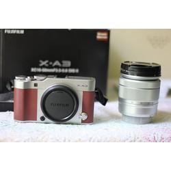 Fujifilm XA3 kit fullbox