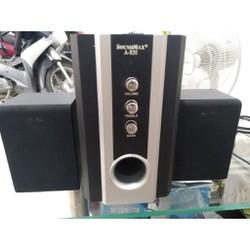 Loa 2.1 Sound Max A910/820/840/850. Vi Tính Quốc Duy
