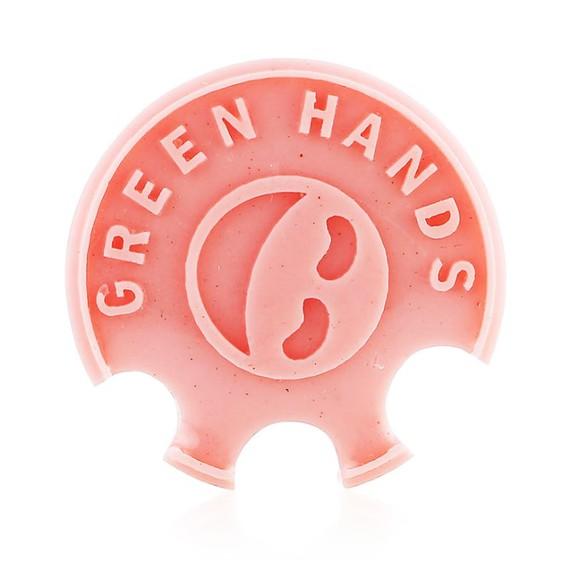 Xà phòng handmade FINGER SOAP đất sét hồng mịn da, dưỡng ẩm, chống trơn - FINGER SOAP PINK CLAY ECOLIFE KOREA