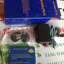 Bộ chống chộm xe máy/ chống chộm thẻ từ SAMURAI