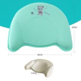 Gối cao su non chống vẹo, bẹp đầu cho trẻ sơ sinh - Gối cao su non chống vẹo, bẹp đầu cho trẻ sơ