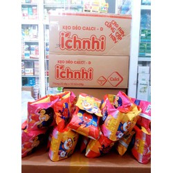 1 lốc 10 gói kẹo dẻo ích nhi tăng đề kháng: khỏe nhanh, ít ốm.
