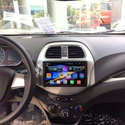 Màn Hình Android Chevrolet Spark 2017 2019 Cắm Sim 4G Có Hướng Dẫn Lắp Đặt Bh 1 Năm Đổi Mới