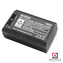 Pin Godox VB26 cho đèn Godox V1