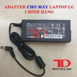 ADAPTER cho máy laptop LG chính hãng, bộ chuyển đổi nguồn điện laptop LG chính hãng