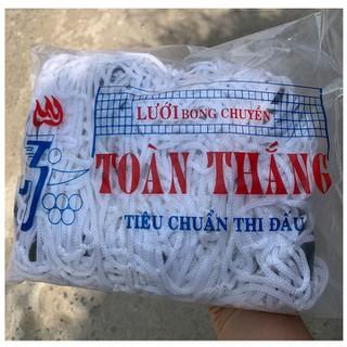 Lưới bóng chuyền viền Toàn Thắng treo bằng dây cước LBC46 - LBC46G46 thumbnail