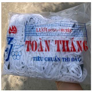 Lưới bóng chuyền viền Toàn Thắng treo bằng dây cước LBC46 - LBC46G70 thumbnail