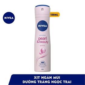 Xịt Ngăn mùi Nivea Ngọc Trai - m319