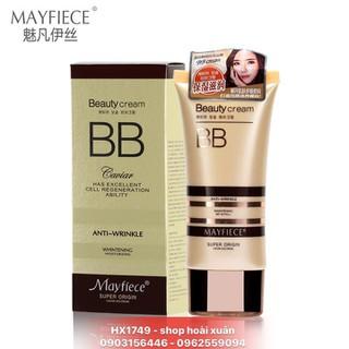 Kem BB cream trắng da chống lão hoá da Mayfiece Beauty Cream Anti wrinkle Hàn Quốc 60ml- HX1749 - HX1749- thumbnail