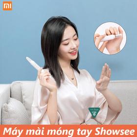 Máy mài móng tay Xiaomi Showsee - Máy dũa móng tay Xiaomi - ShowSee B2-W
