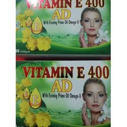 vitamin E đỏ, đẹp da, hỗ trợ tim mạch