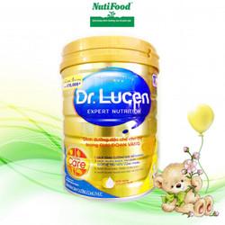 Sữa bột Dr.Lucen 1 900g - Dinh dưỡng đặc chế cho trẻ trong giai đoạn vàng của NutiFood