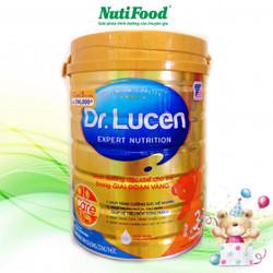 Sữa bột Dr.Lucen step 3 900g - Dinh dưỡng đặc chế cho trẻ trong giai đoạn vàng của NutiFood
