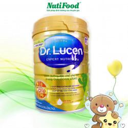 Sữa bột Dr.Lucen 2 900g - Dinh dưỡng đặc chế cho trẻ trong giai đoạn vàng của NutiFood