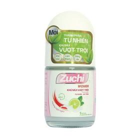 Lăn khử mùi Zuchi dành cho Nữ 25ml - S1736-1