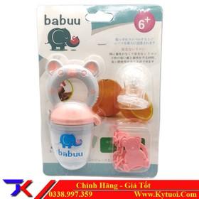 Túi nhai BABUU cao cấp Nhật Bản - ku456345312