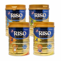 Sữa bột Riso 1-2-3-4 900g