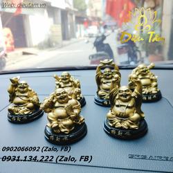 Bộ tượng trang trí ô tô