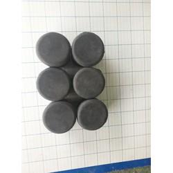 Nút bịt đầu ống sắt tròn phi 42 (6 cái)