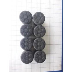 Nút bịt đầu ống sắt tròn phi 50 (8 cái)