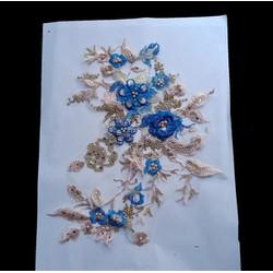Hoa thêu - phụ liệu may mặc