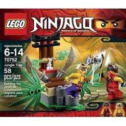Lego Ninjago 70752 – Bẫy rừng