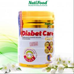 Sữa bột Diabet Care Gold 900g - Cho người đái tháo đường và tiền đái tháo đường