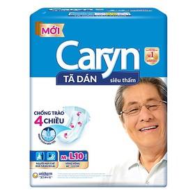 Tã dán người già Caryn M-L10 miếng - caryn m L sieu tham