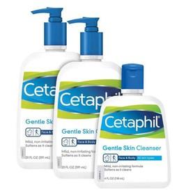 Sữa Rửa Mặt Cetaphil Gentle Skin Cleanser nhập Mỹ - Cetaphil Gentle Skin Cleanser