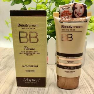 Kem BB cream trắng da chống lão hoá da Mayfiece Beauty Cream Anti wrinkle Hàn Quốc 60ml - Kem BB cream trắng da chống lão hoá da Mayfie thumbnail