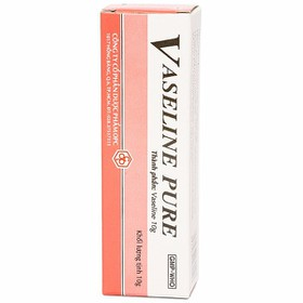 Tuýp dưỡng ẩm Vaseline Pure (10g) - ofd