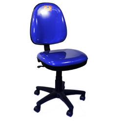 Ghế xoay Hoà Phát SG550 không tay màu xanh dương
