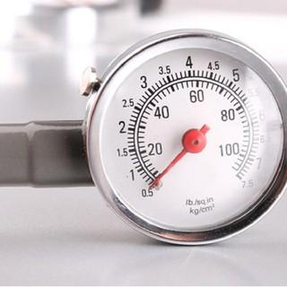 Đồng hồ đo áp suất lốp xe bằng cơ cho ô tô xe máy - DHDOAPSUAT-Z thumbnail