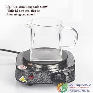 Bếp Điện Mini - BẾP ĐIỆN 500W MÀU BẠC - 4 thumbnail