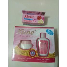 combo kem kone và serum kone - combo kem kone và serum kone