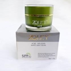 Kem Face Zoley Xanh 10gr - Trị mụn chuyên sâu hiệu quả