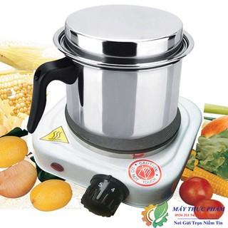 Bếp điện Mini 500W - BẾP ĐIỆN 500W MÀU TRẮNG - 2 thumbnail