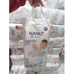 Tã quần NANU xuất nhật M50_L50_XL50